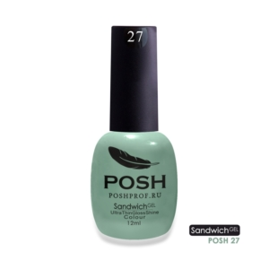 SANDWICH GEL POSH 27 — Завтрак у Тиффани