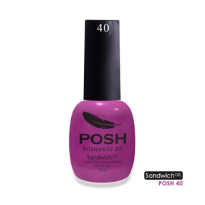 SANDWICH GEL POSH 40 — Это снова Я