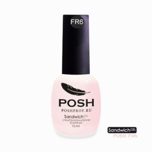 FR6 POSH SANDWICH GEL UV/LED — Выходи за меня
