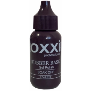 RUBBER BASE OXXI (КАУЧУКОВАЯ БАЗА), 30 МЛ