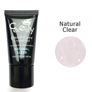 ПОЛИГЕЛЬ CECECOLY 30 МЛ. NATURAL CLEAR